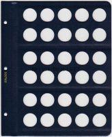 Лист для памятных монет 2 Евро универсальный в Альбом серии КоллекционерЪ