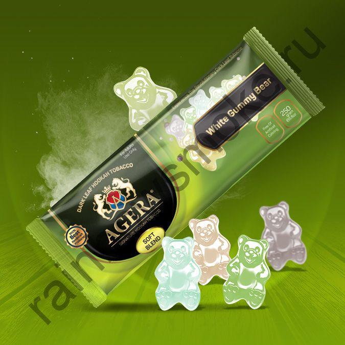 Agera Soft 250 гр - White Gummy Bear (Белые мармеладные мишки)