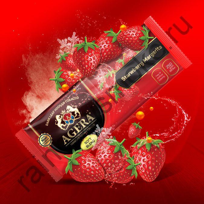 Agera Soft 250 гр - Strawberry Margarita (Клубничная маргарита)