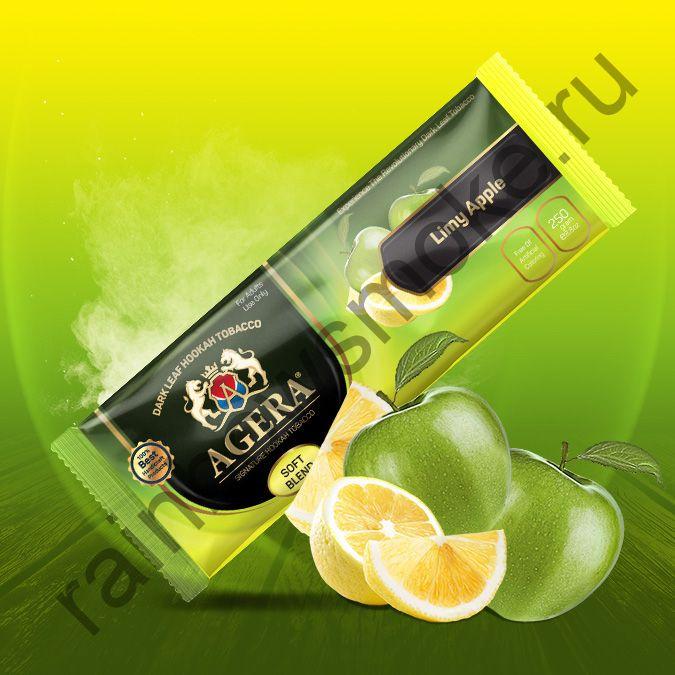 Agera Soft 250 гр - Limy Apple (Яблоко и Лайм)