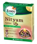 Нитьям 12 таб, Zandu Nityam Tablet