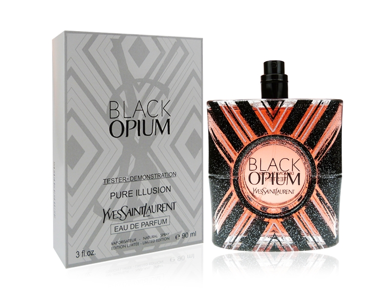 Тестер Black Opium Pure Illusion 90 мл