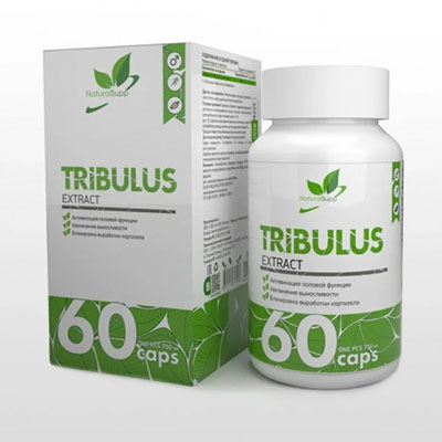 NaturalSupp Tribulus 60 капсул