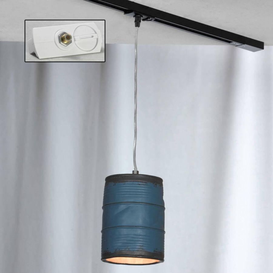 Трековый светильник однофазный Lussole LOFT Track Lights LSP-9525-TAW