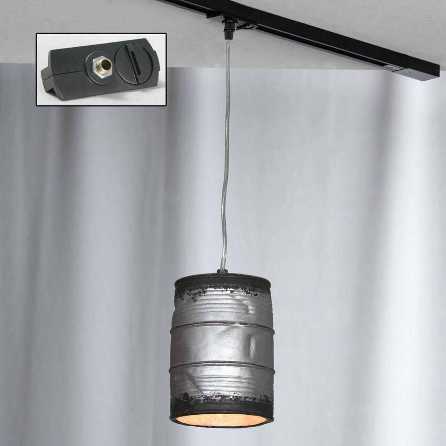 Трековый светильник однофазный Lussole LOFT Track Lights LSP-9526-TAB