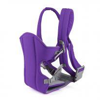 Рюкзак-слинг для переноски ребенка Baby Carriers 3-12 месяцев, фиолетовый