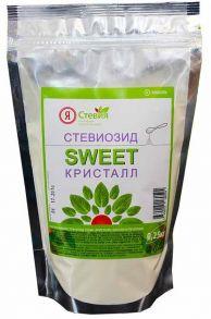 Стевиозид «Кристалл» 250 г. Заменяет 25 кг сахара