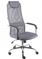 Компьютерное кресло Everprof EP 708 TM офисное Серое