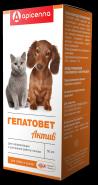 Гепатовет Актив для собак и кошек, 50 мл