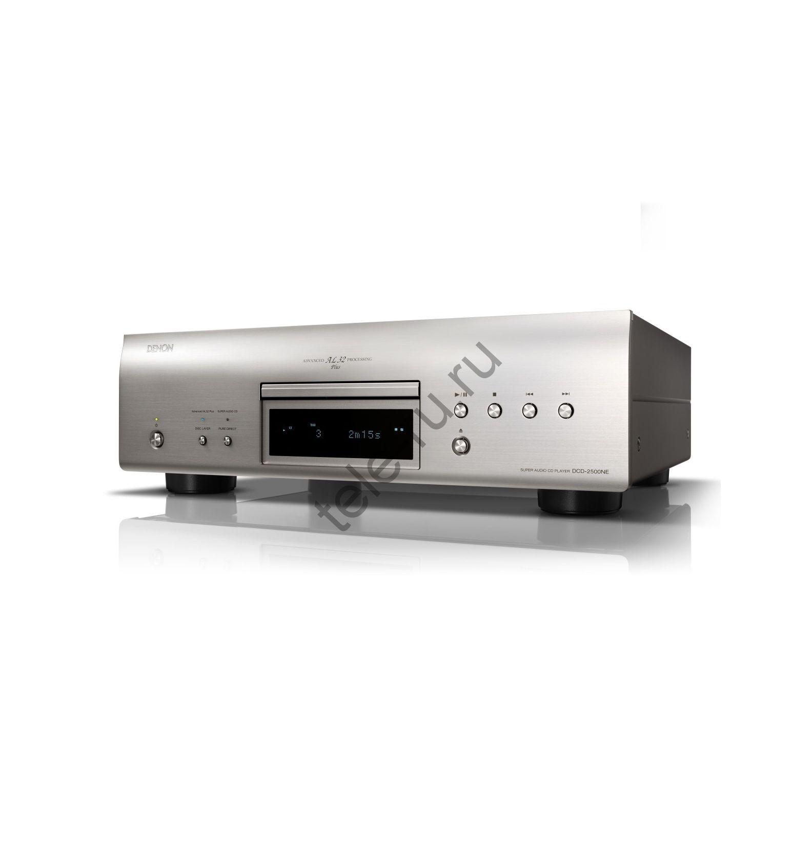 CD и SACD Проигрыватели DENON DCD-2500NE