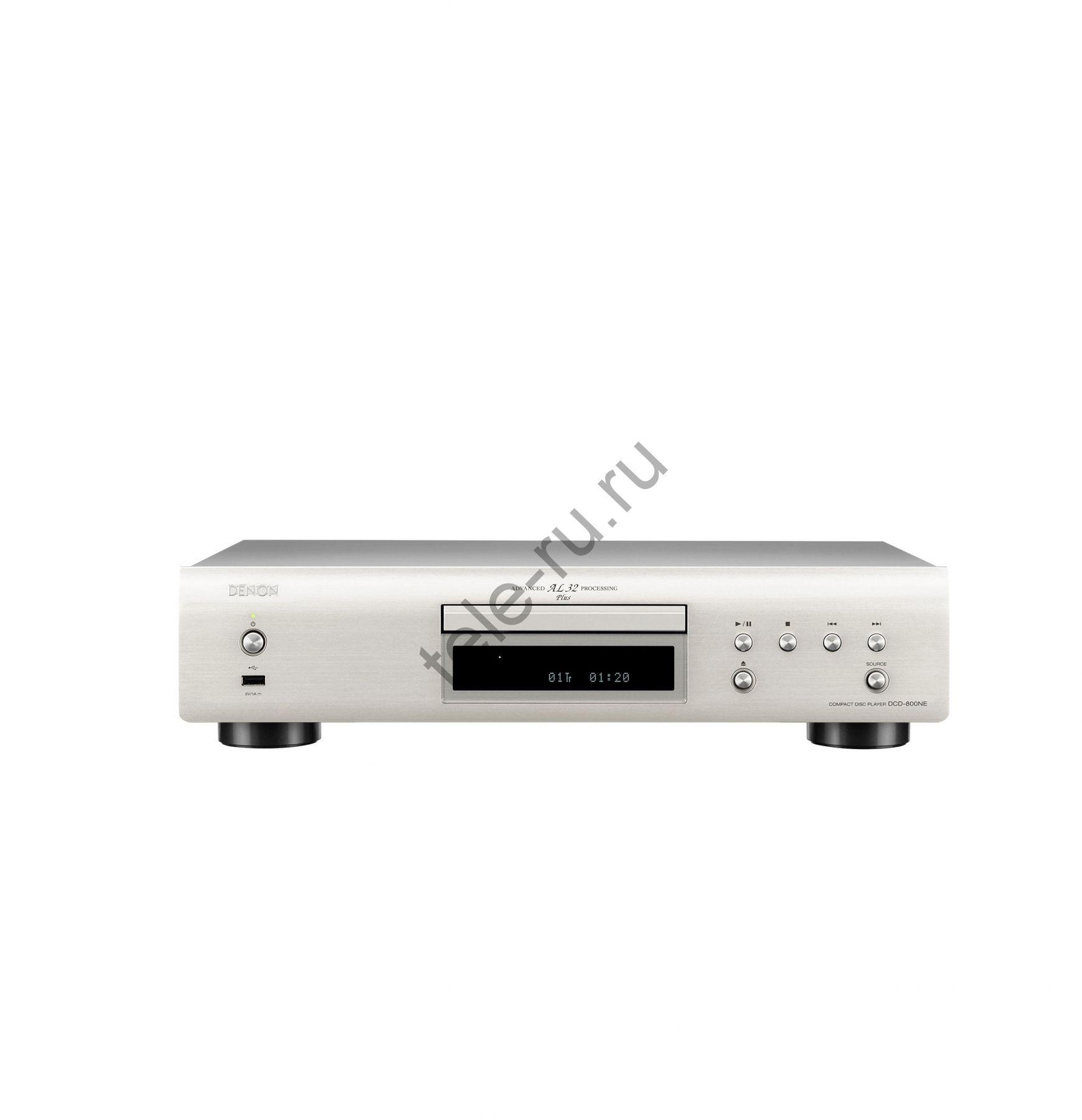 Интегральные усилители DENON PMA-800NE, Premium silver