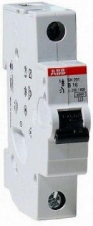 Выключатель автоматический ABB SH200 1п 10А C 4.5кА