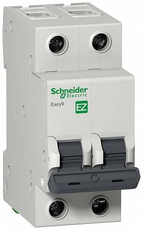 SE EASY 9 Автоматический выключатель 2P 32A (C)