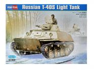 Russian T-40S Light Tank
