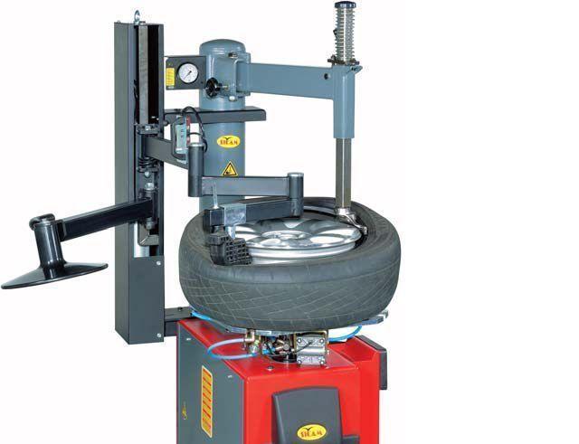 Устройство для монтажа/демонтажа низкопрофильных шин Sicam TECNOROLLER SWING ARM