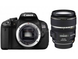 Canon EOS 650d Kit 17-85mm f/4-5.6 is usm