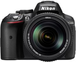 ikon D5300 Kit AF-S DX 18-140mm f/3.5-5.6G VR