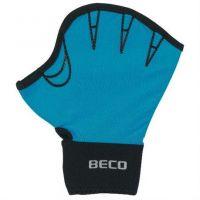 Перчатки для аквааэробики без пальцев  BECO  (НЕОПРЕН+ЛАЙКРА),размер S, (пара), 9634