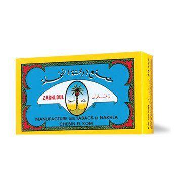 Табак El Nakhla - Zaghloul (Черный Табак, 50 грамм)