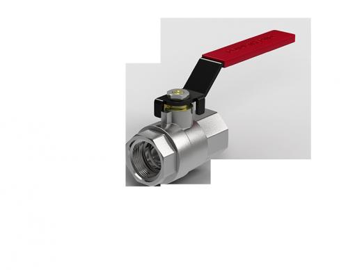 """Кран шаровый Royal Thermo Optimal 3/4"""" вн-вн, ручка-рычаг"""