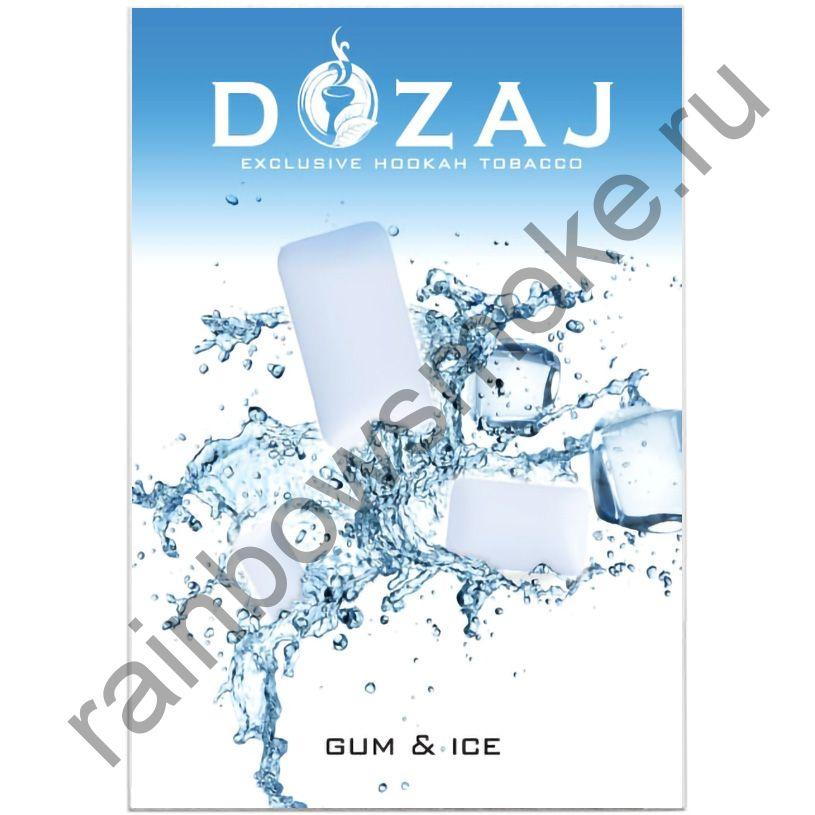 Dozaj 50 гр - Gum & Ice (Жвачка со Льдом)