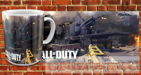 Кружка Call of Duty