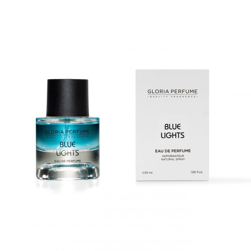 GLORIA PERFUME BLUE LIGHTS MEN (DOLCE GABBANA LIGHT BLUE) 55МЛ