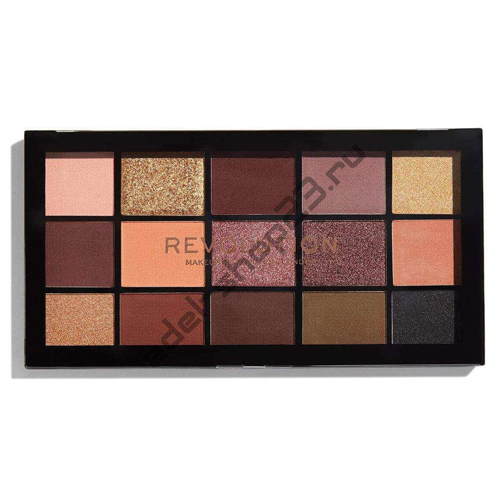Revolution - Re-Loaded Palette Velvet Rose