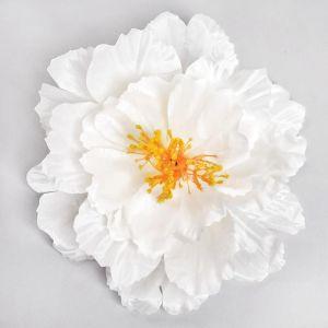 Цветы искусственные для декора, цвет белый