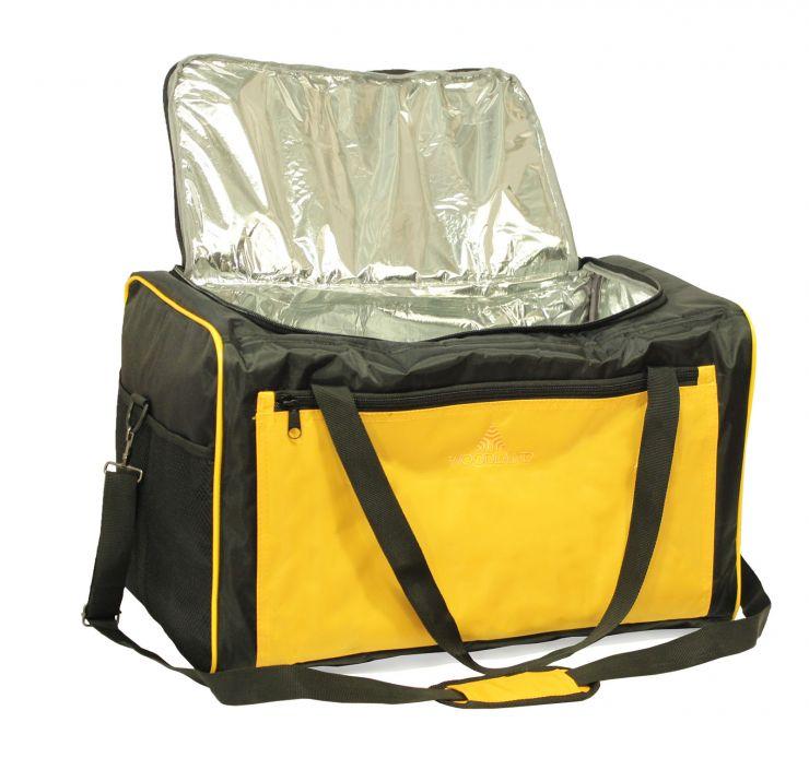 Сумка WoodLand ISOTERM 45 л, желтый
