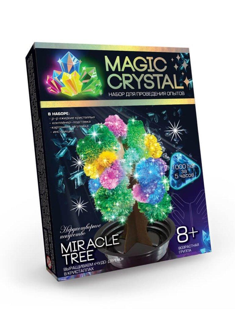 Набор для опытов Мagic Crystal, Волшебное дерево
