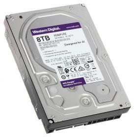 "Жёсткий диск HDD 3.5"" Western Digital 8Tb WD82PURZ Purple"