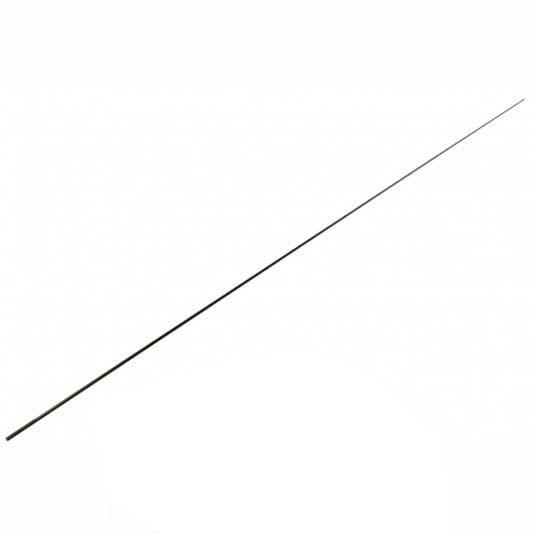 Хлыст пустотелый д/удилища 0,7 м 2,4мм (карбон)