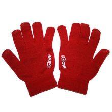 Перчатки iGlove для работы с емкостными экранами, Красный