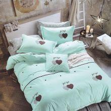 Комплект постельного белья Сатин  KARNA 1,5-спальный детский Арт.467/26