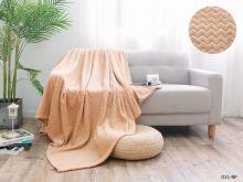 Плед велсофт Royal  plush 1.5-спальный 150*200  Арт.150/011-RP