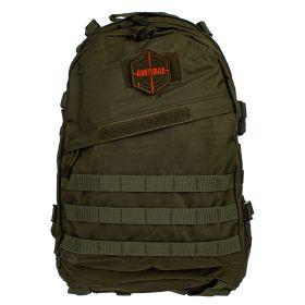 Рюкзак тактический HUNTSMAN RU 010 ткань Оксфорд 45 л Хаки