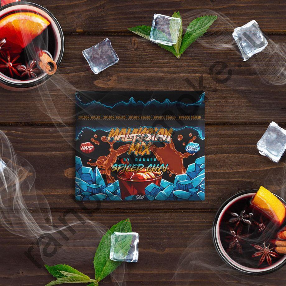 Смесь Malaysian Mix Hard 50 гр - Spiced Chai (Пряный Чай)