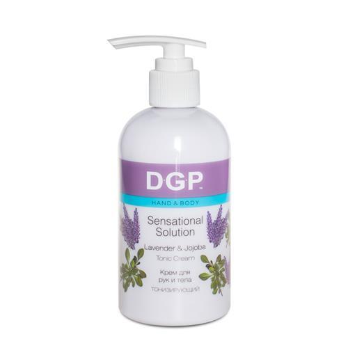 DGP SENSATION Solution крем для рук и тела 260 мл Тонизирующий.