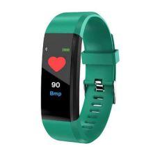 Фитнес-браслет Yoho Sport 115 plus, Зелёный