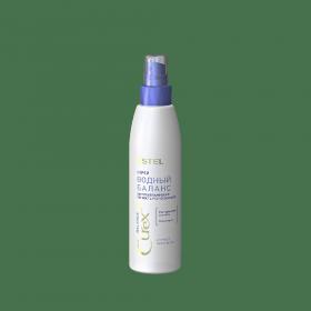 Спрей «Водный баланс» для всех типов волос CUREX BALANCE, 200 мл