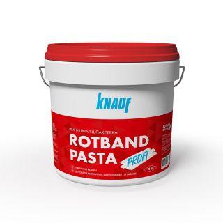Шпаклевка готовая Ротбанд-паста (Knauf) (18кг)