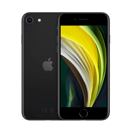 Смартфон APPLE IPHONE SE 128GB BLACK 2020