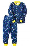 Пижама c начесом для девочки 2-5 лет Sladikmladik SM1100
