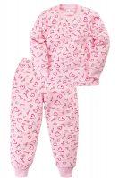 Пижама c начесом для девочки 2-5 лет Sladikmladik SM1097