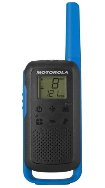 Рация MOTOROLA T62 BLUE TALKABOUT
