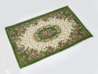 Коврик для ванной Tango Persian Night 50x80 зелёный