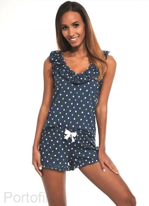 376-187 Пижама женская Cornette