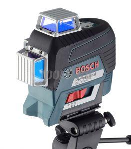 Bosch GLL 3-80 C + BT 150 + вкладка под L-BOXX - Лазерный уровень