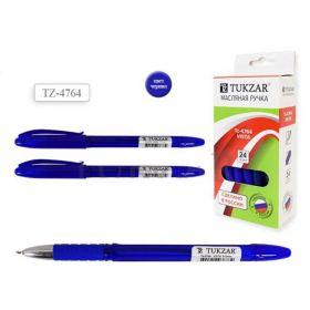 Ручка шарик.на масл.осн. синий TZ 4764 M игольчатый наконечник